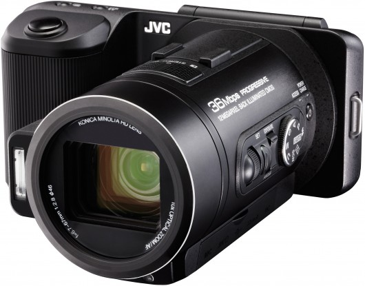 jvchybridcamera-2 JVC Announces Hybrid Photo HD Video Camera Pegged at $900