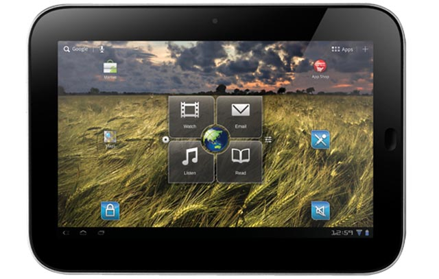 111104-lenovo Lenovo IdeaPad K1 32GB Android Tablet For $349