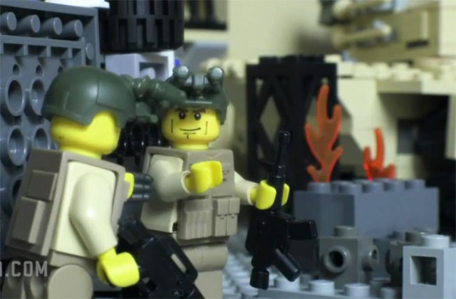 legomw3-640x420 Call of Duty: Modern Warfare 3 Trailer Made From Legos