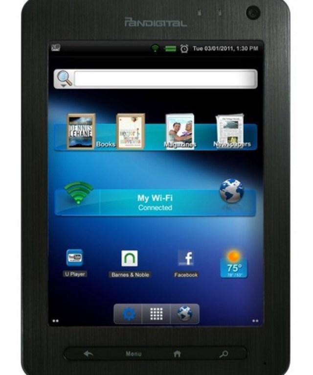 pandigital Black Friday Deals: Dell Streak 7 Android Tablet For $160