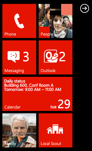 wp7-demo HTML-Based Phone 7 Demo Runs On Your Current Phone