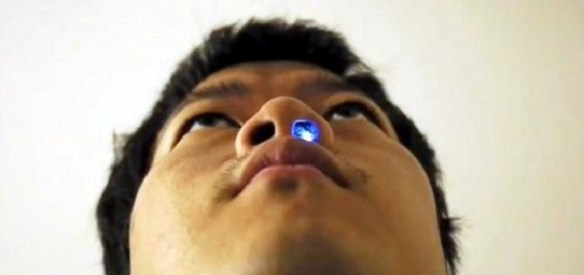 111220-nose The Blue LED In Your Nose That Pulses When You Breathe (Video)