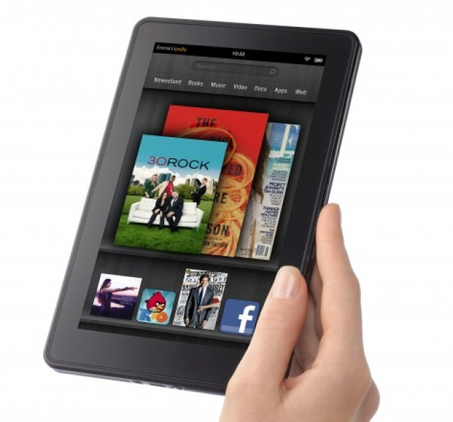 kfire Amazon Kindle Fire Runs CyanogenMod 7 (Video Tutorial)