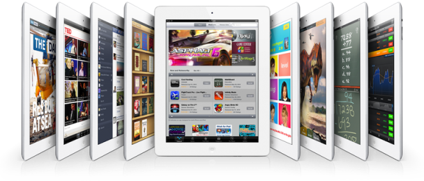 A-iPad Apple May Launch iPad 3 in March And iPad 4 in Oct
