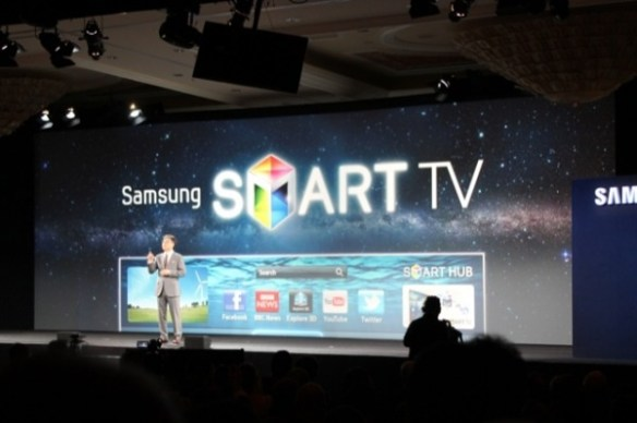 Samsung-Smart-TV Lost The Remote? There Is No Remote: Samsung Smart TV