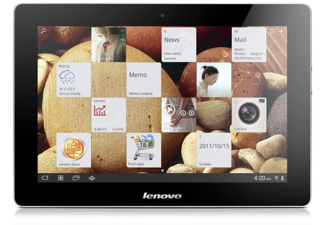 ideatab-s2-640x448 Lenovo Introduces New IdeaTab S2 With Android Ice Cream Sandwich
