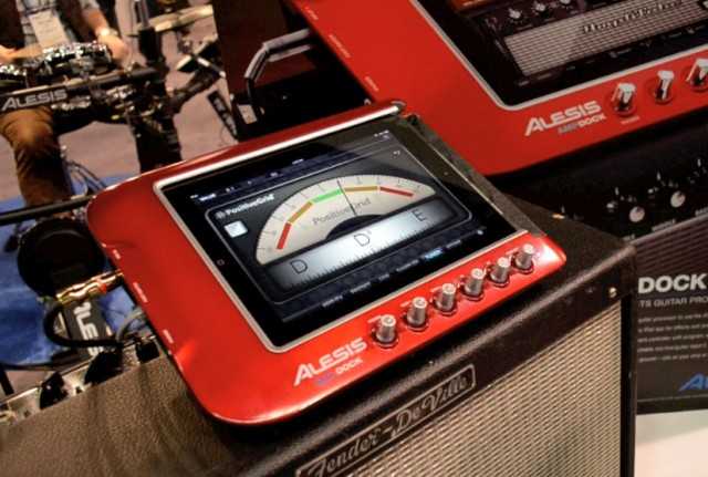 namm-alesis-ampdock-640x431 NAMM 2012: First Look At The Alesis AmpDock For iPad
