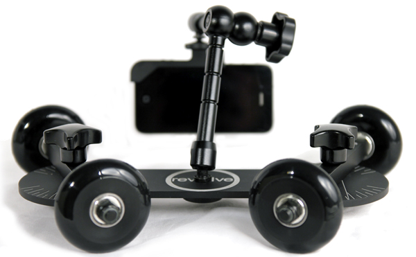 120327-revolve1 Revolve Affordable Camera Dolly for Smooth, Dynamic Video