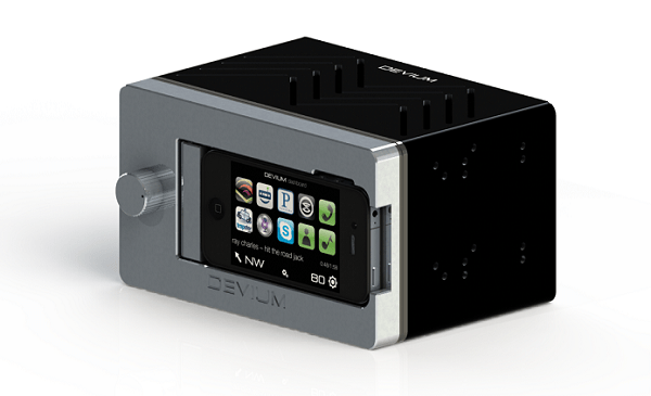 Dash-iPhone-car-stereo Dash: The iPhone Car Stereo Dock (Video)