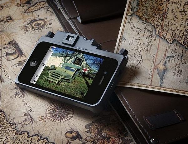 Gizmon-iCA-Military-Edition-iPhone-Case Gizmon iCA Military Edition Case For The iPhone Is From The Cold War Era