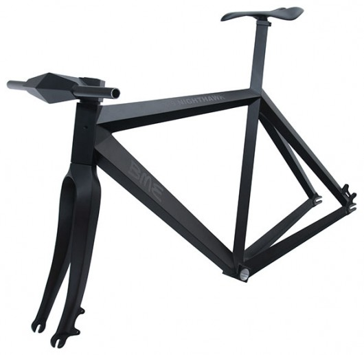x9-4 Braňo's Stealth Bomber Style X9 Bicycle