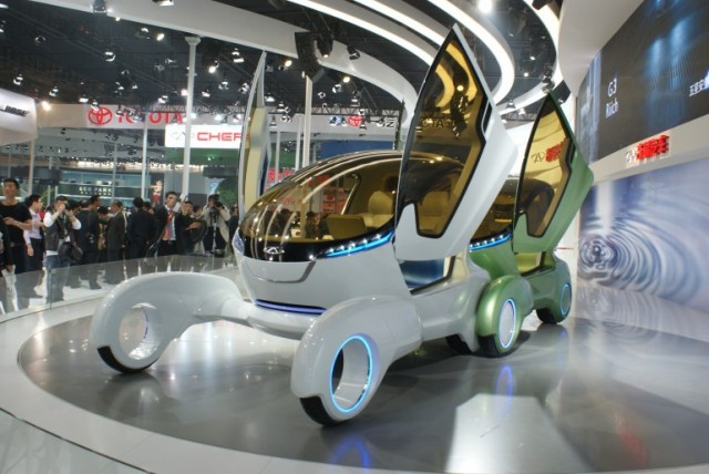 ant1-640x428 Chery's New Concept: Are Ants The Future Of Motoring?