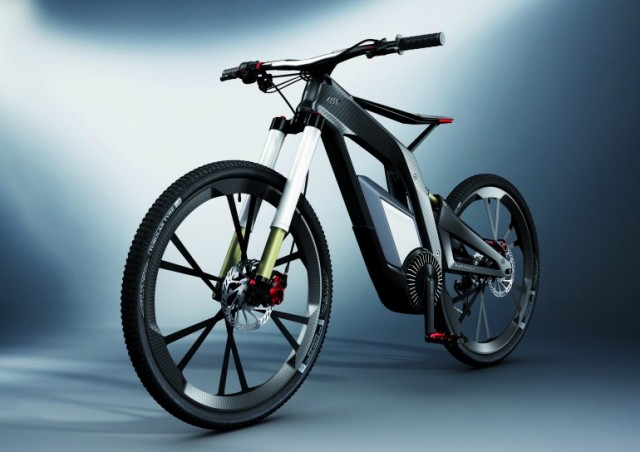 120514-audi1-640x452 2.3kW Carbon Fiber Electric Bike from Audi Boasts 'Wheelie Modes', WiFi