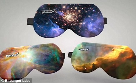 120529-dream3 Sleep Mask Claims to Let You Control Dreams