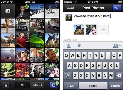 facebookcam Facebook Launches New Camera Photo App