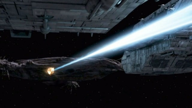 laser-beam-640x360 Northrop Grumman Tests Out New 13.3 kW 'Gamma' Laser Cannon