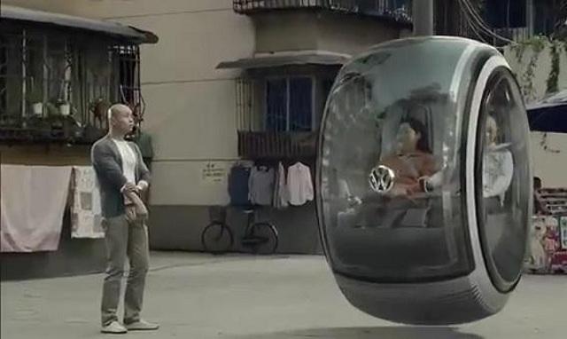 volkswagen-hovercar Volkswagen Hover Car Concept (Video)
