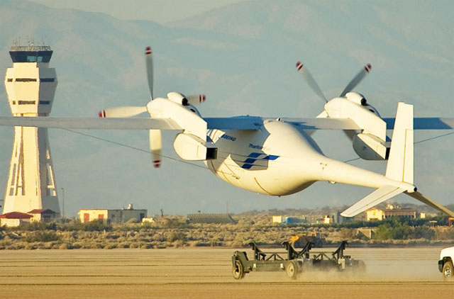 boeing_phantom_eye_hydrogen Boeing's Phantom Eye Hydrogen UAV Will Stay Airborne for Ten Days