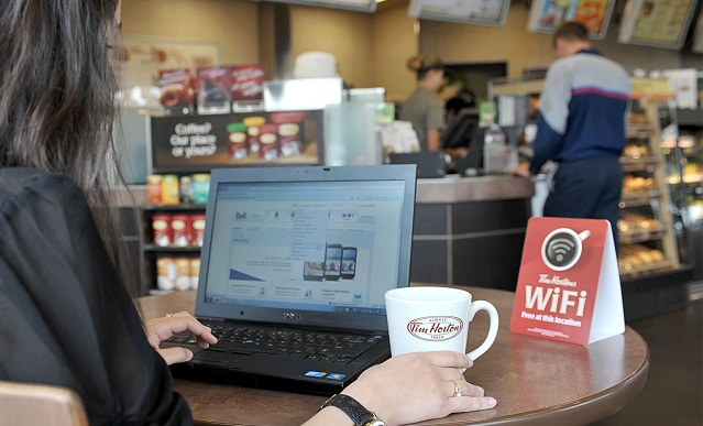 120705-timmys Free WiFi Coming to 2000+ Tim Hortons Restaurants in Canada