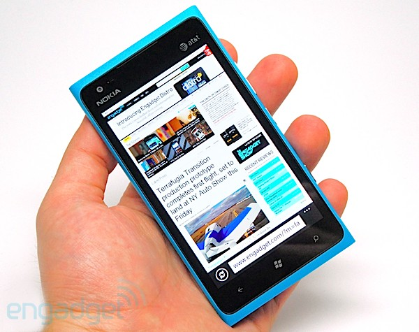120716-nokia AT&T Nokia Lumia 900 Halved to $50 on Contract, No Windows 8