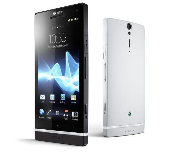 120716-sony Sony Xperia S, P and U Smartphones Coming to America