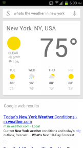 googlenowics New Hack Allows Installation Of Google Now On Rooted ICS Devices