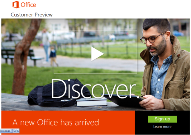 office-preview Microsoft's Newest Version Of Office Adds Many New Features Including Skype And Yammer Integration