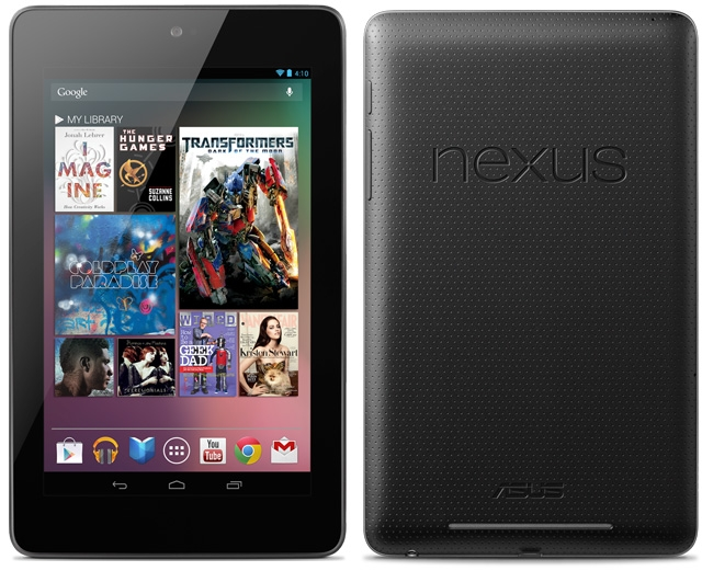 tablet7 First Nexus 7 Commercial Hits The Web