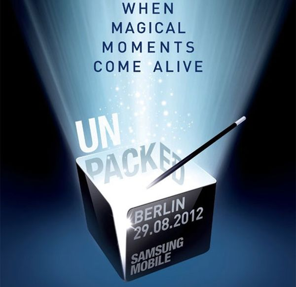Berlin1 Samsung Officially Announces Berlin Unpacked, Galaxy Note 2 Expected To Be At The Center-Stage Of the Event