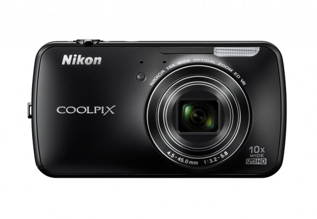 n1-640x443 Nikon CoolPix S800C Camera has the Full Power of Android at its Disposal