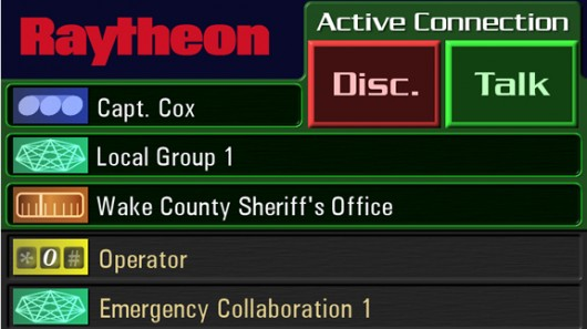 virtualradio Raytheon App Designed To Allow Emergency Virtual Radio via Smartphones and PC