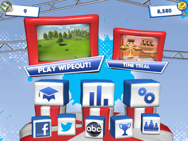 IMG_0056-640x480 Popular TV Show Wipeout Transforms into Addicting iOS Game (Full Review)