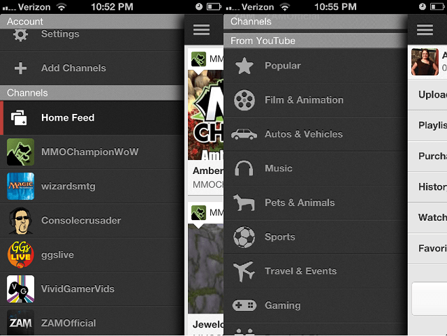 YOUTUBE1 App Review: YouTube for iOS