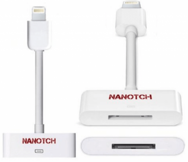 nanotch-640x554 First 3rd party Lightning Adapters Surface