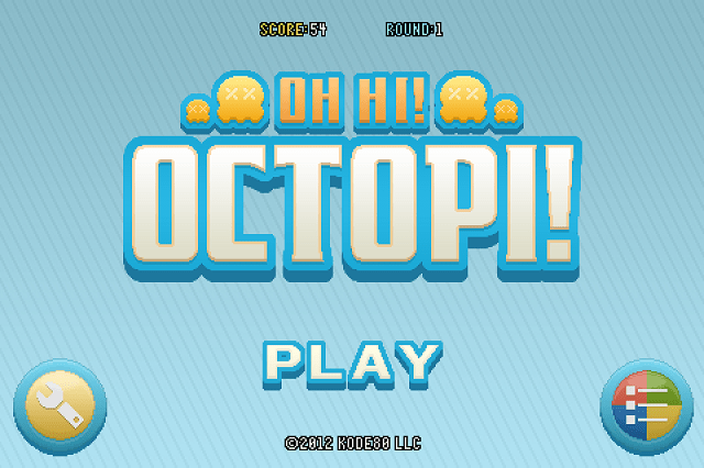 octopi1 App Review: Oh Hi! Octopi!