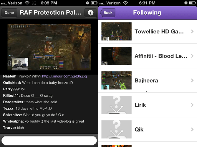 twitchtv2 App Review: Twitch.tv