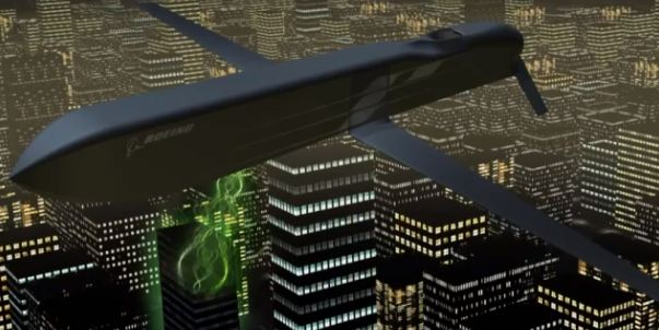 121024-boeing Video: Boeing's CHAMP Missle Drone Flying EMP Weapon Will Knock Out Enemy Electronics