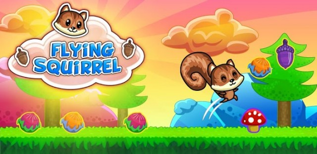 FQtitle-640x312 Flying Squirrel Android Game Review