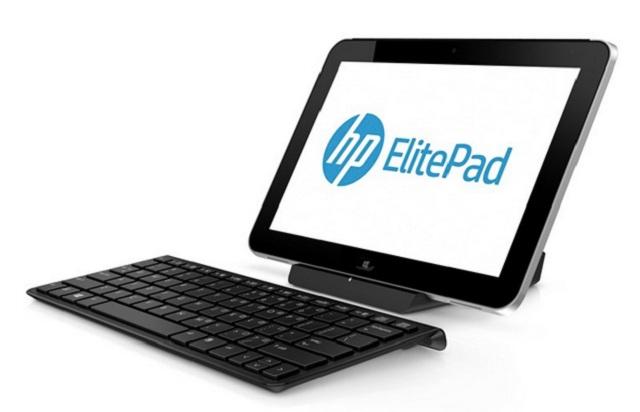 elite HP ElitePad 900 Windows 8 Tablet is Geared Towards Enterprise Users