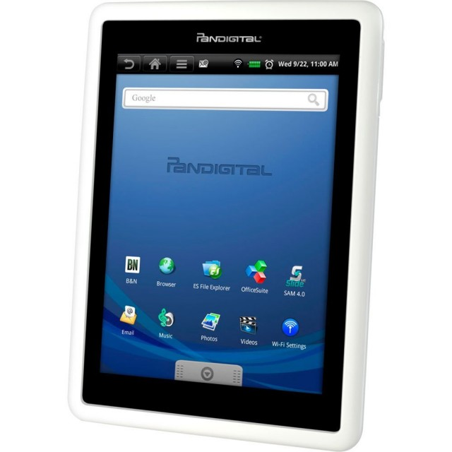 pandigital_android-640x640 Daily Deal: 7-Inch Pandigital Android Tablet for $67
