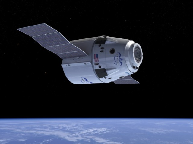 spacex-dragon-commercial-launch-iss-640x479 SpaceX: First Commercial Space Flight Takes Off
