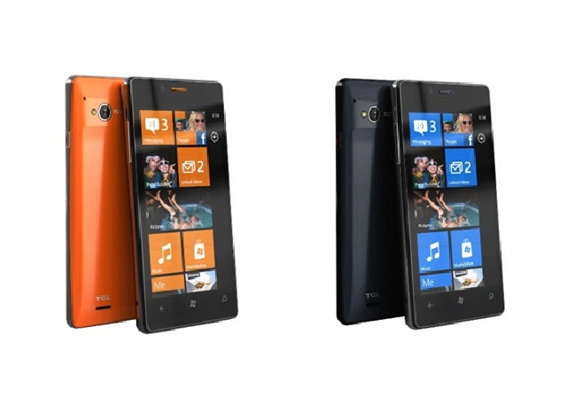 view606 View S606- Another Low Cost Windows Phone 7.x Device