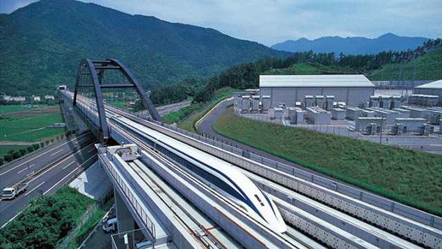 Japan-Series-Lo-Tracks-Main New Japanese Maglev Train to Reach 311 mph