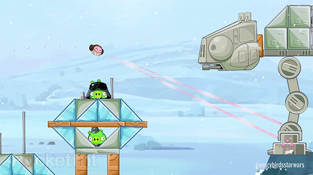 angry-birds-star-wars Angry Birds Star Wars Planet Hoth Update Arrives