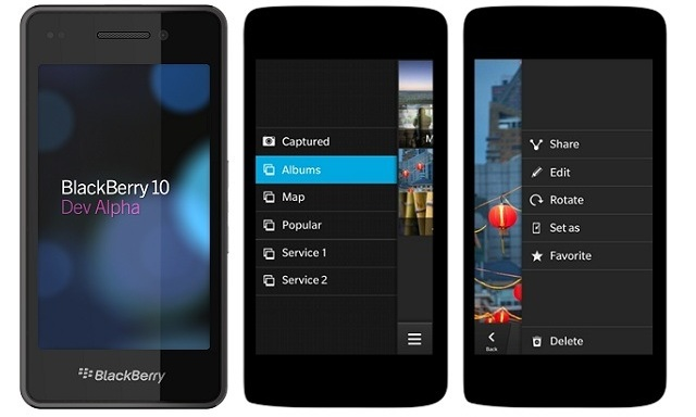 blackberry-10-dev Blackberry 10 SDK Final Version Will be Ready by December 11th