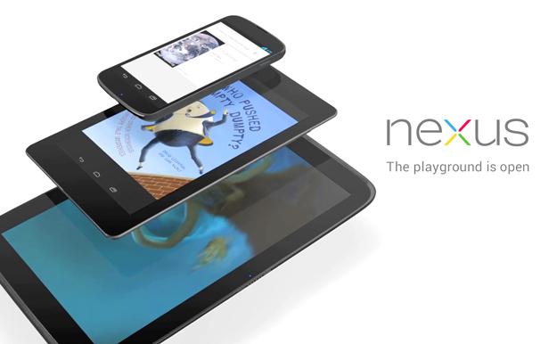 nexus-devices Google's Nexus 10 and Nexus 4 have Landed