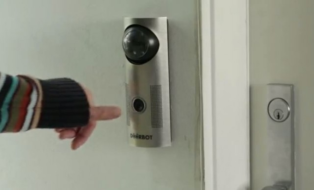 "121207-doorbot-640x388 Video: DoorBot ""Smart"" Doorbell Streams Video to Your Smartphone"