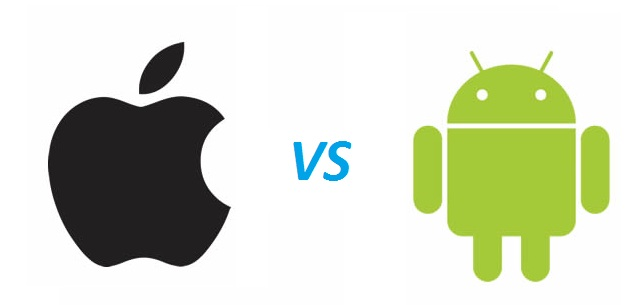 appand Google versus Apple: Google's Eric Schmidt declares Android is Beating Apple in Mobile War