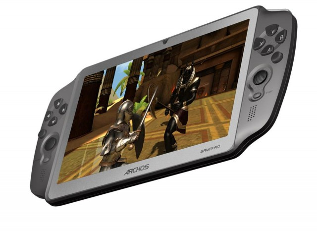 archos Archos GamePad Arrives for $208 and Android 4.1