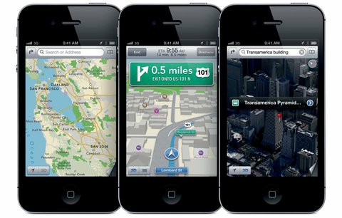 googleapple Using Google Maps with Siri, is it Possible?